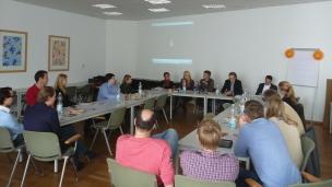 Bezirk informiert sich über Kulturprojekte